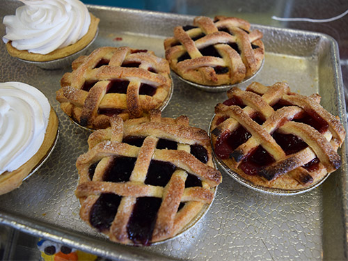 Jacquettes Bakery - Pies