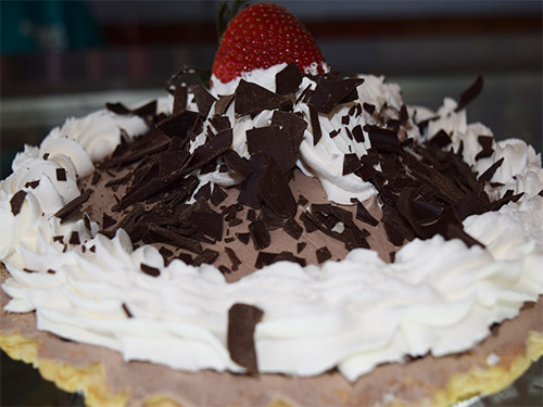 Jacquettes Bakery - Chocolate Mousse Pie