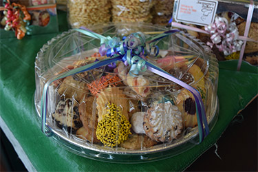 Jacquettes Bakery - Cookie Tray